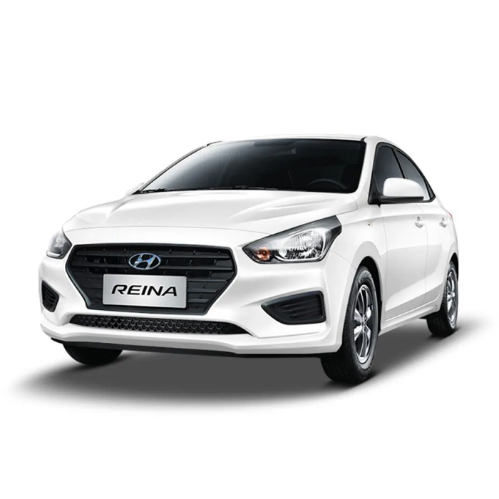Hyundai Reina Polar White Philippines