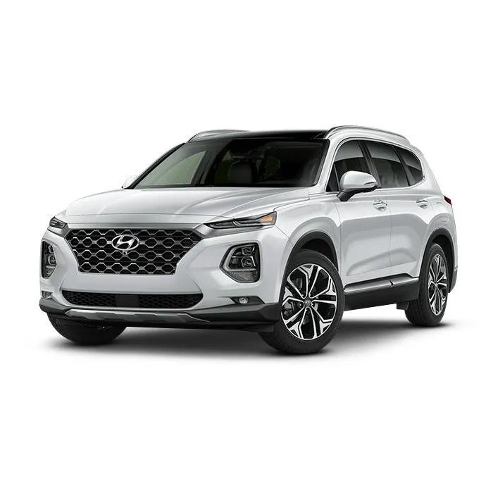 Hyundai Santa Fe Quartz White Philippines