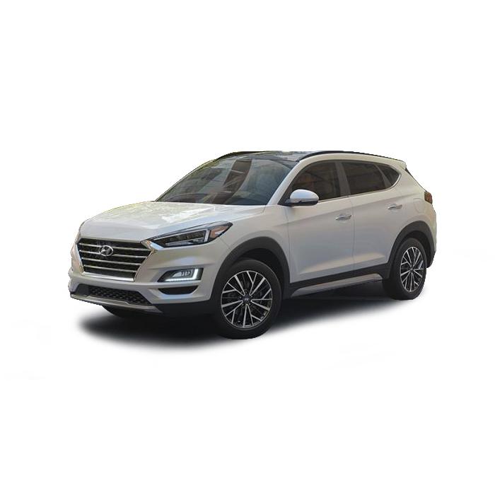 Hyundai Tucson Pure White Philippines