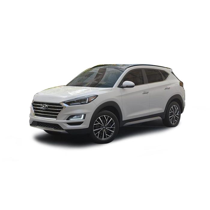 Hyundai Tucson White Pearl Philippines