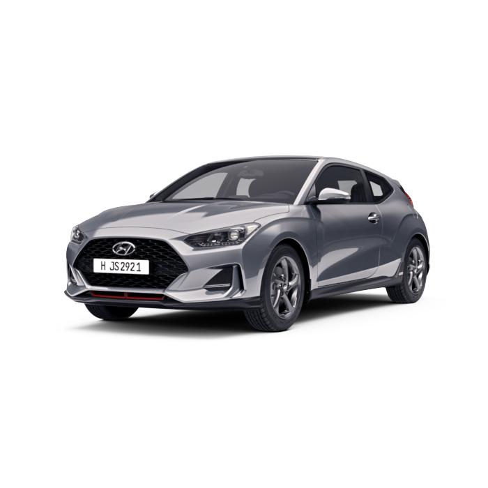Hyundai Veloster Gray