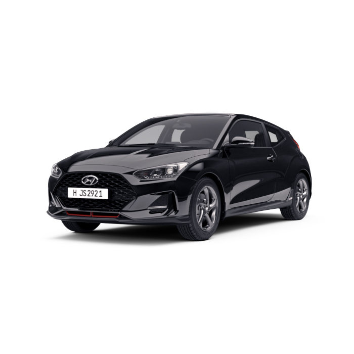 Hyundai Veloster Phantom Black