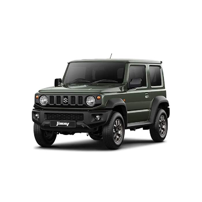 Jungle Green Jimny