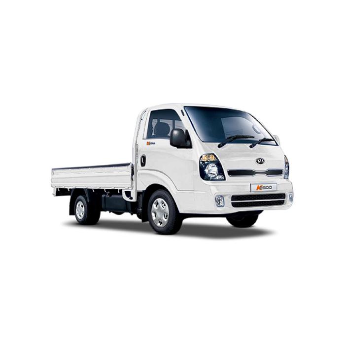 Kia K2500 Clear White