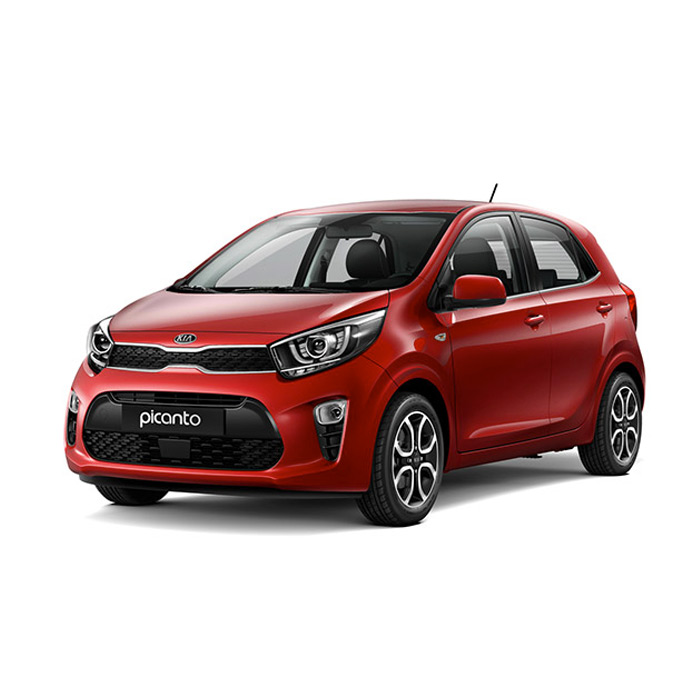 Kia Picanto Shiny Red