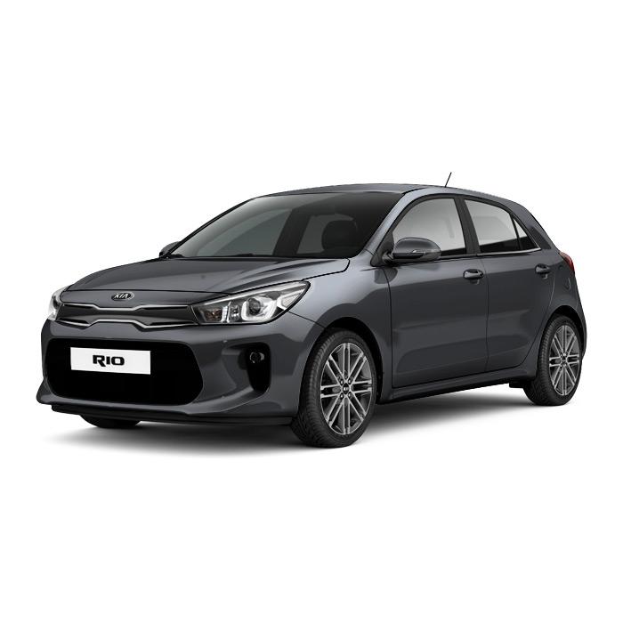 Kia Rio Hatchback Platinum Graphite