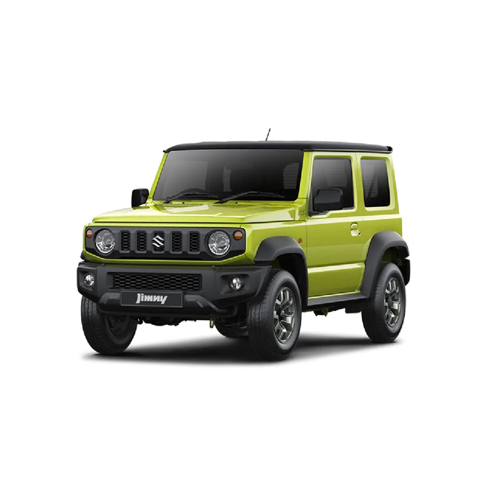 Kinetic Yellow Jimny Two Tone