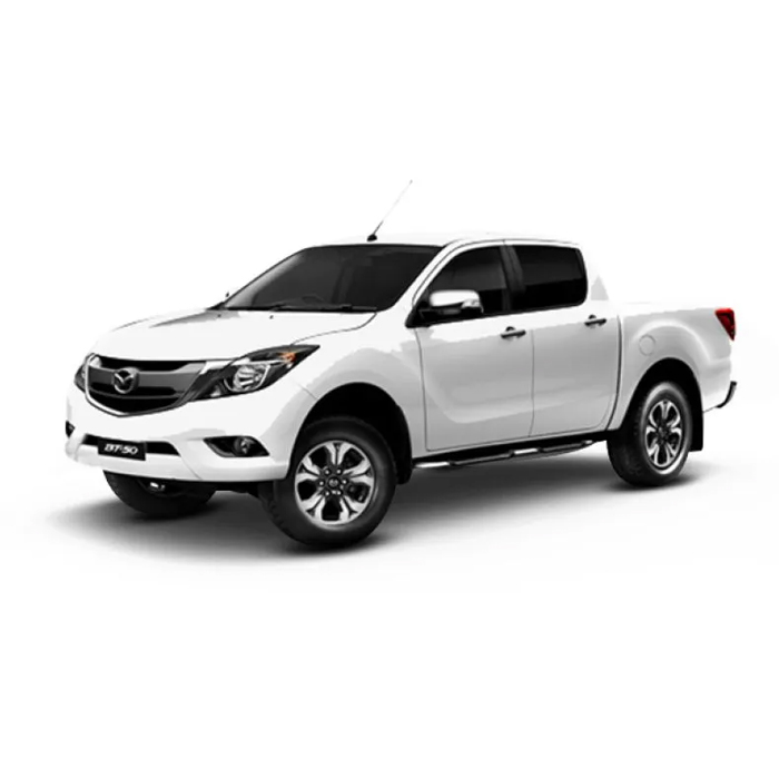 Mazda BT-50 Cool White
