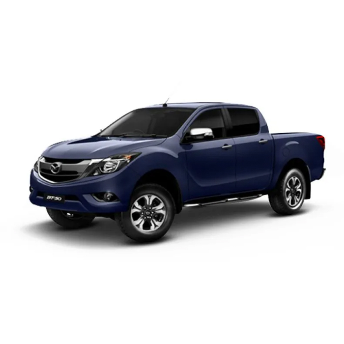 Mazda BT-50 Deep Crystal Blue