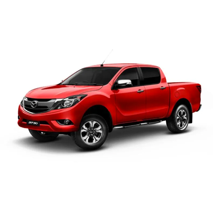 Mazda BT-50 True Red