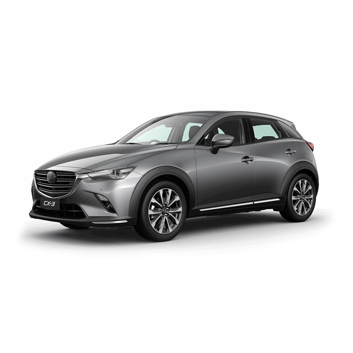 Mazda CX-3 Machine Gray Philippines