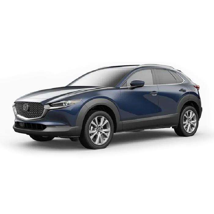 Mazda CX-30 Deep Crystal Blue