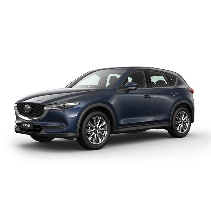 Mazda CX-5 Deep Crystal Blue Philippines