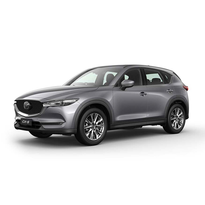 Mazda CX-5 Machine Gray Philippines