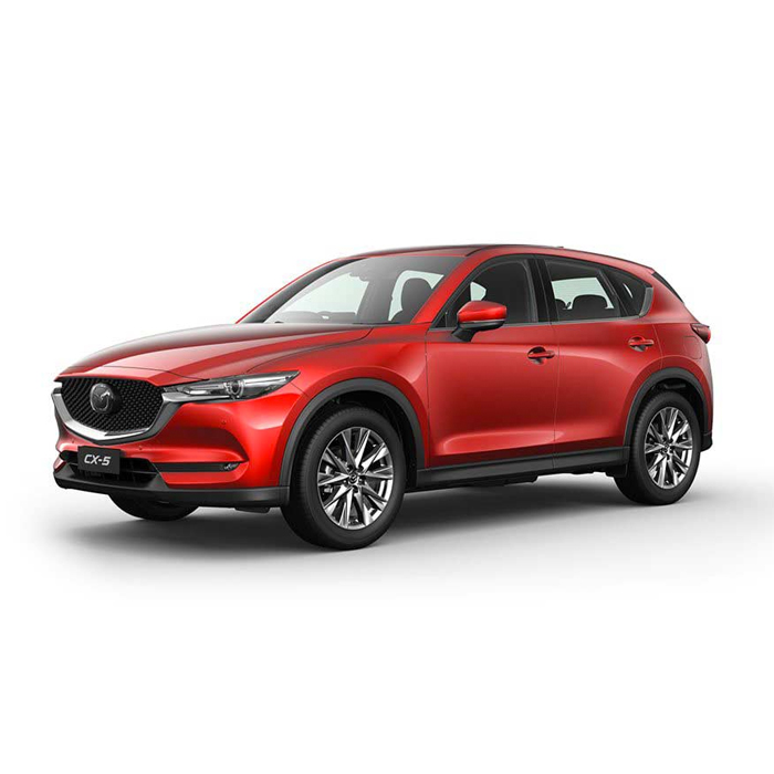 Mazda CX-5 Soul Red Crystal