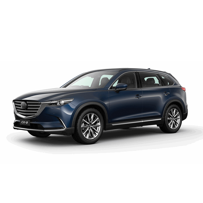 Mazda CX-9 Deep Crystal Blue Philippines