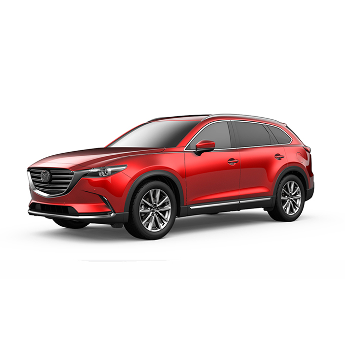 Mazda CX-9 Soul Red Crystal Philippines