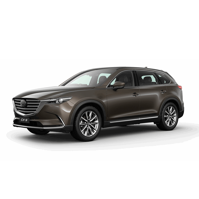 Mazda CX-9 Titanium Flash