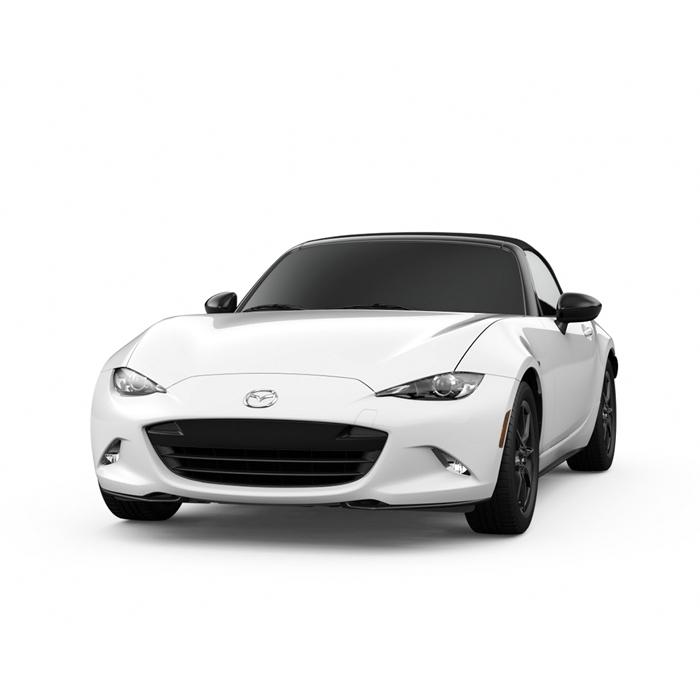 Mazda MX-5 Arctic White