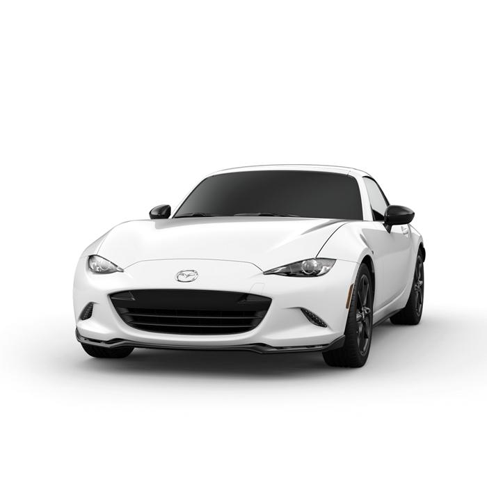Mazda MX-5 RF Arctic White