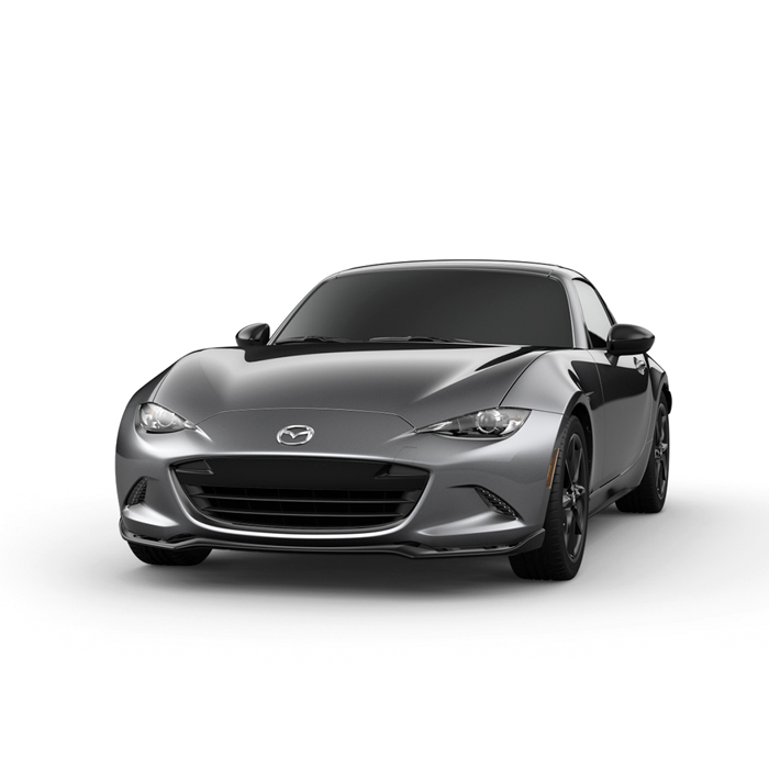 Mazda MX-5 RF Machine Gray Metallic