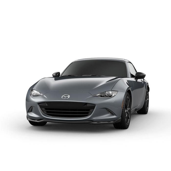 Mazda MX-5 RF Polymetal Gray