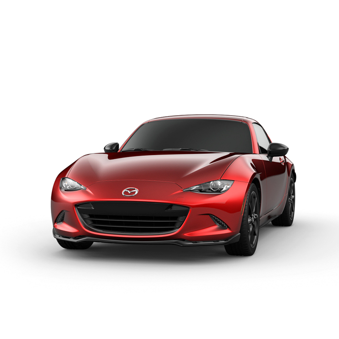 Mazda MX-5 RF Soul Red Crystal Metallic