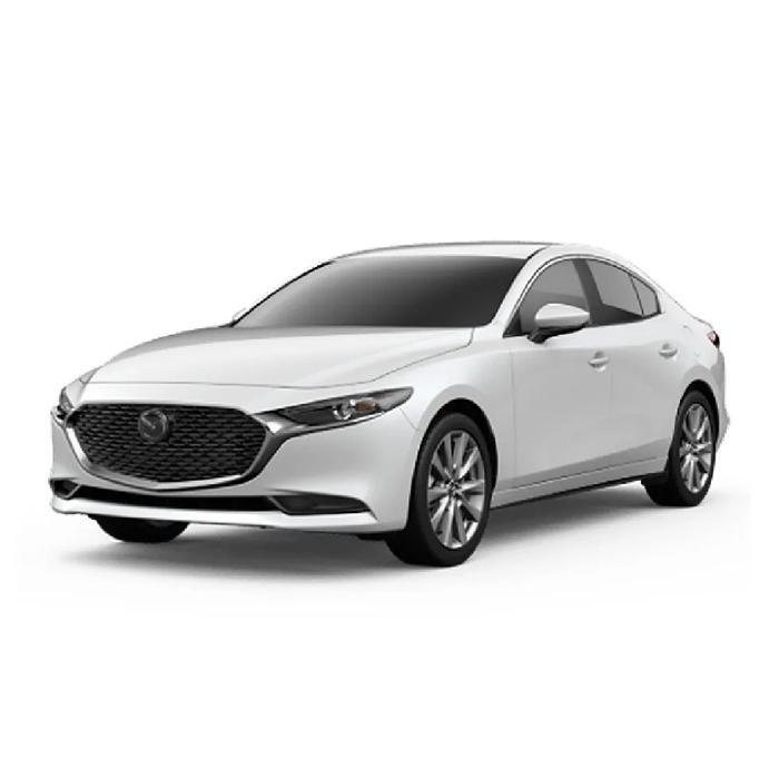 Mazda3 Snowflake White Pearl
