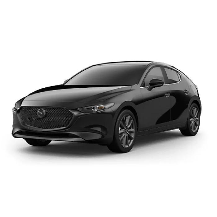 Mazda3 Sportback Hatchback Jet Black