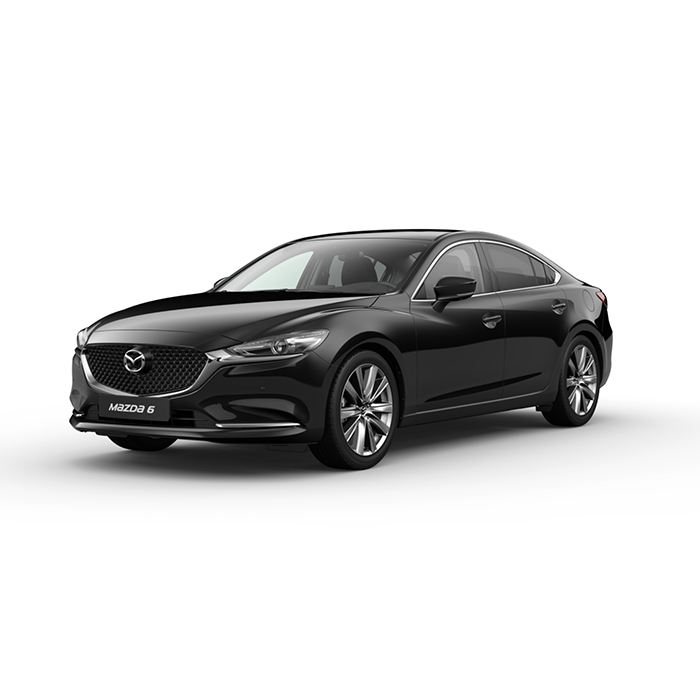 Mazda6 sedan Jet Black philippines