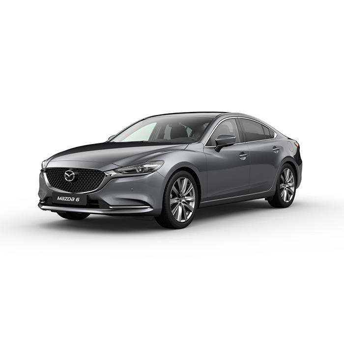 Mazda6 sedan Machine Gray