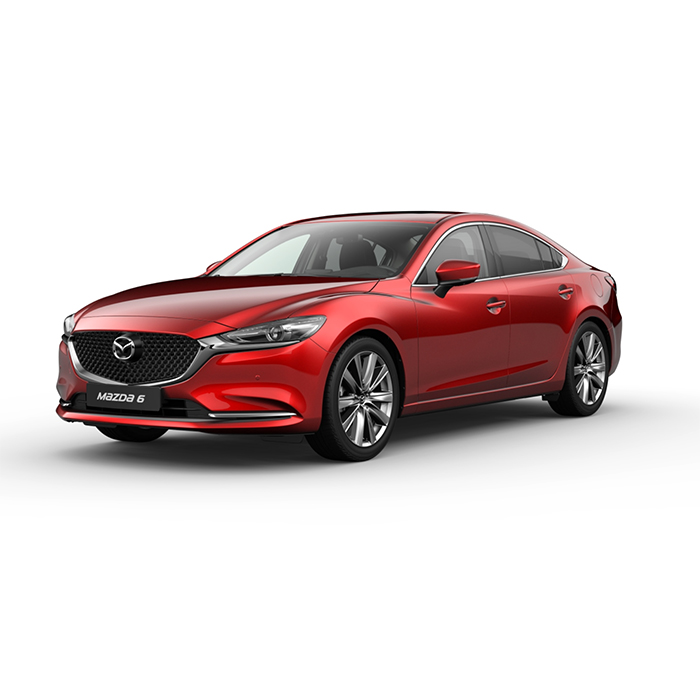 Mazda6 sedan Soul Red Crystal philippines