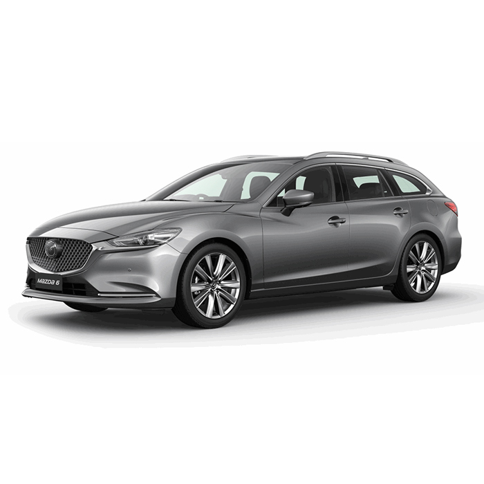mazda6 sports wagon Machine Gray