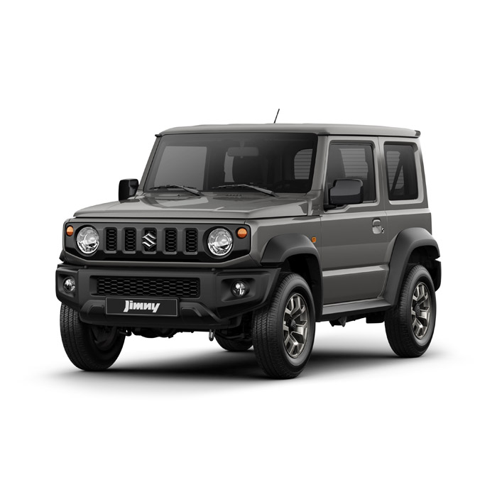 Medium Gray Jimny