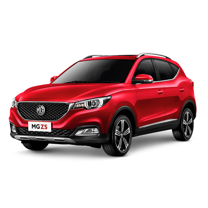MG ZS Extreme Speed Red Philippines