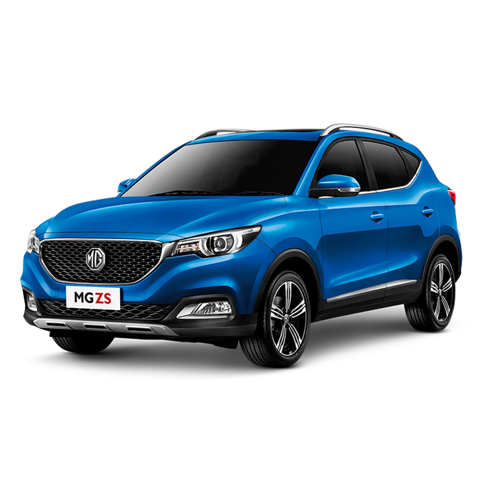 MG ZS Laser Blue Philippines