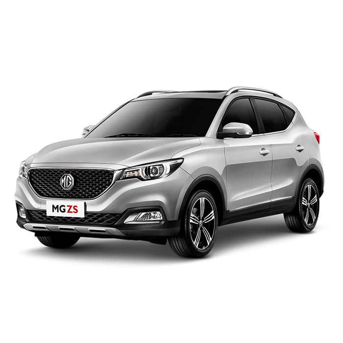 MG ZS Silver Metallic Philippines