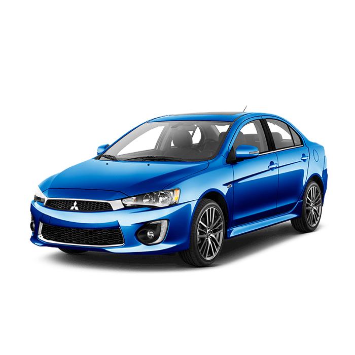 Mitsubishi Lancer EX Octane Blue