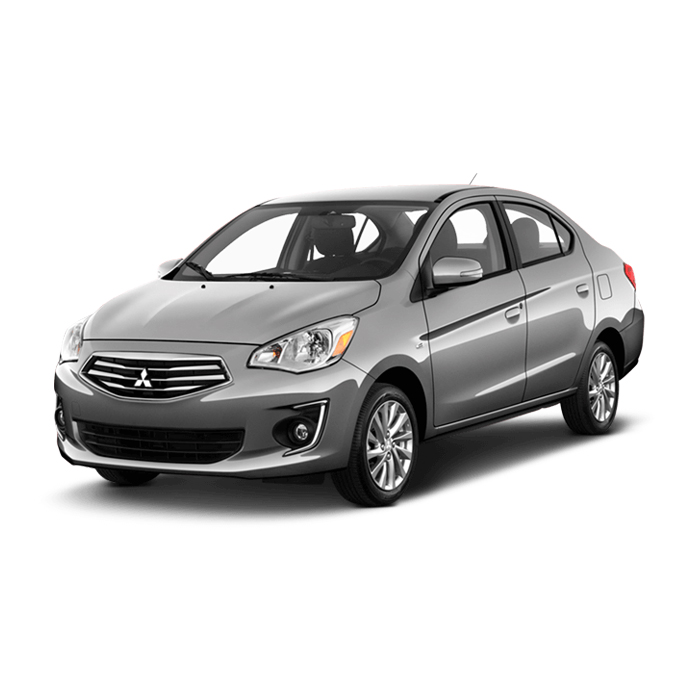 Mitsubishi Mirage G4 Virgil Gray