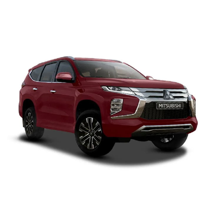 Mitsubishi Montero Sport Medium Red Philippines
