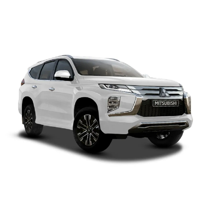 Mitsubishi Montero Sport White Diamond Philippines