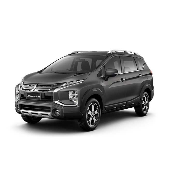 Mitsubishi Xpander Cross Graphite Gray