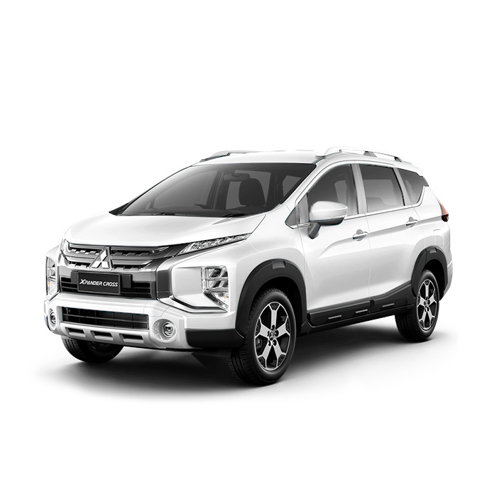 Mitsubishi Xpander Cross Quartz White Pearl