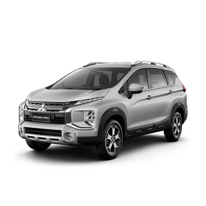 Mitsubishi Xpander Cross Sterling Silver Metallic