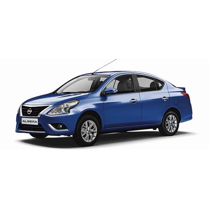 Nissan Almera Sapphire Metallic Blue