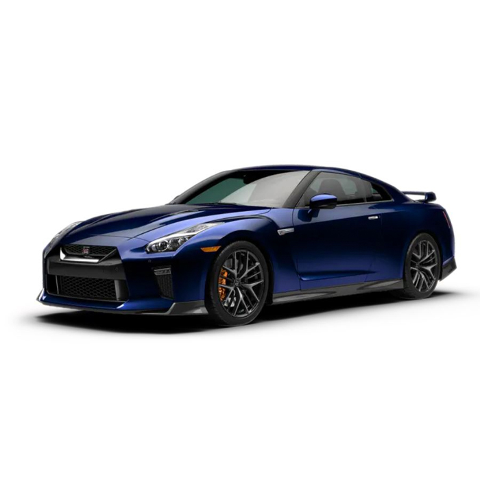 Nissan GT-R Bayside Blue Philippines