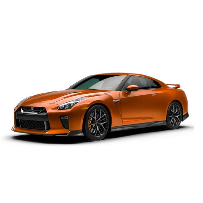 Nissan GT-R Katsura Orange Philippines