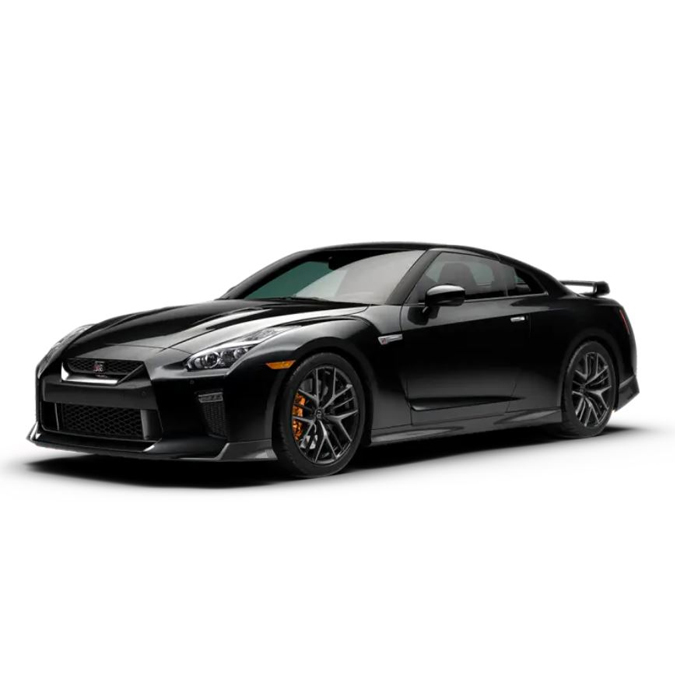 Nissan GT-R Pearl Black Philippines