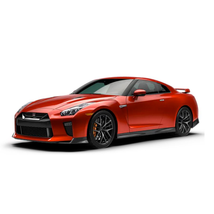 Nissan GT-R Vibrant Red Philippines
