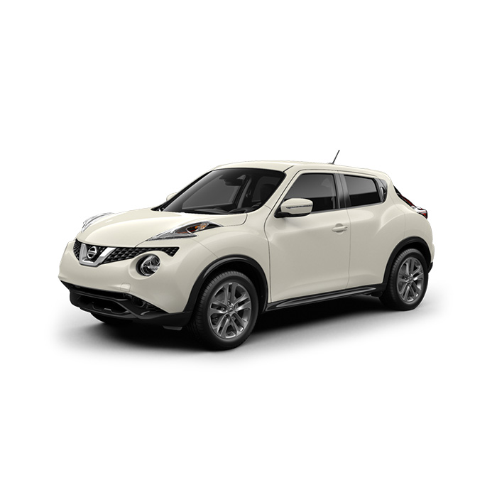 Nissan Juke Pearl White